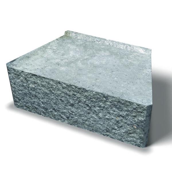 Megastone 150 rak grå