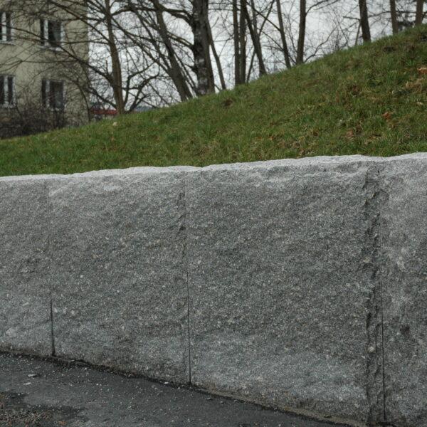 Blockstensmur