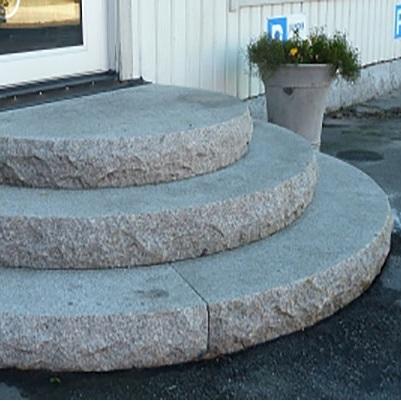 Herrgårdstrappa Granit