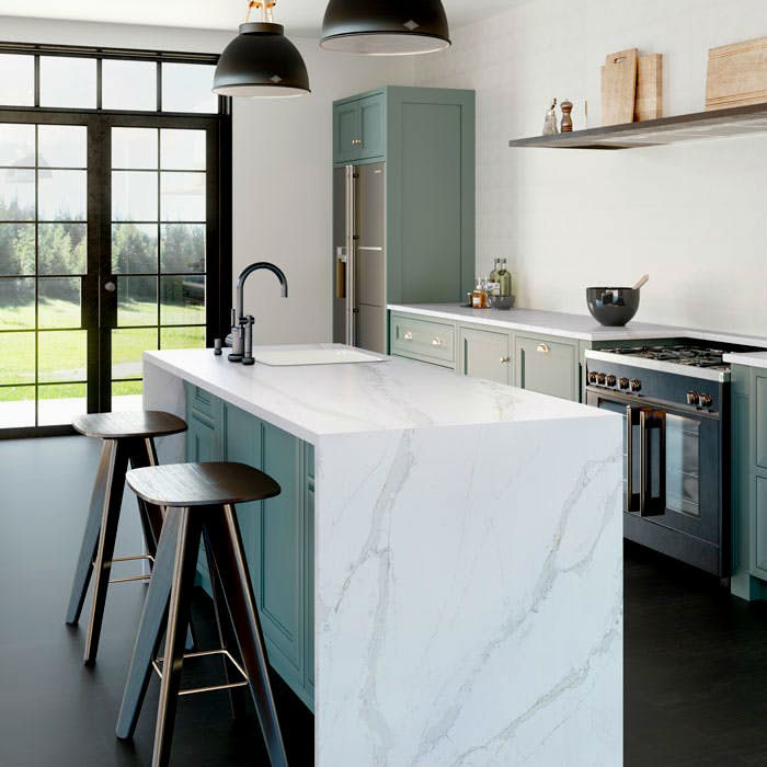 Silestone Eternal Calacatta Gold