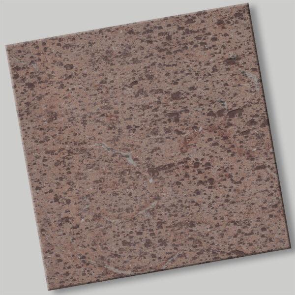 Golv- och väggplatta i kalksten Jämtland Röd med hyvlad yta